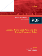 Annual World Bank Conference on Development Economics 2010, Global
