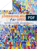 Leveraging Migration for Africa