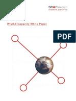 WiMAX Capacity Fixed