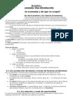 Curso Acceso Economía UNED Resumen Carlos