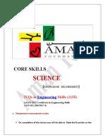Science Syllabus 1