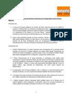 Mozione di indirizzo sull'uso del territorio di Seveso per la tangenziale nord di Cesano  Maderno