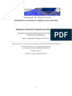 Madagascar Industrial Competitiveness Plan (MICP)