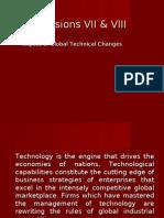 X-Global Technical Change