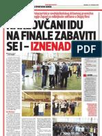 školski sport 13.4.2011.