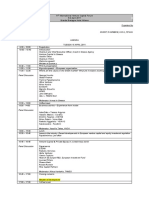 11th Venture Capital Forum Agenda