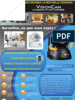 Nouvelle Camera IP Wifi