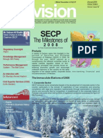 SECP Newsletter Annual Jan 2009