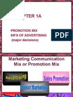 w01a Promotion Mix 5ms