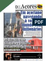 Entrevista  a Filipe Gonçalves - Açoreano Aventureiro e Famoso