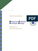 Resource Positive Envelope Design