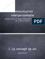 Communication Interpersonnelle 2