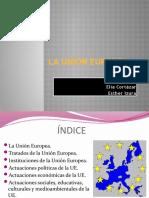 Union europea powerpoint