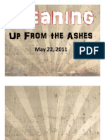 Meaning Up From the Ashes