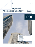 CS Quarterly Alternatives Q2 2011
