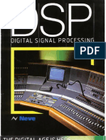 Neve DSP Desk Brochure 1983