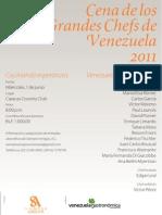 Afiche Cena SA 2011