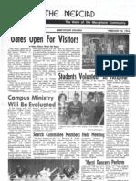 The Merciad, Feb. 13, 1976