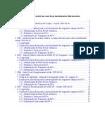 NF-e Preenchimentos Especificos