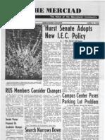 The Merciad, April 9, 1976