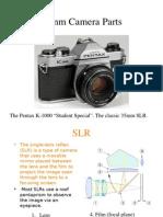 35mm Camera Parts