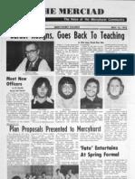 The Merciad, May 14, 1976