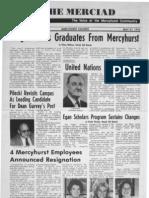 The Merciad, May 21, 1976