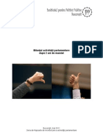 Raport Monitorizare Jumatate Mandat