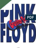 Pink Floyd Partituras