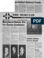 The Merciad, Oct. 22, 1976