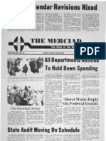The Merciad, Feb. 25, 1977