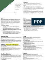 Assessment Cards