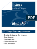 Cost Accounting Overview