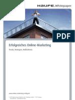 Whitepaper Erfolgreiches Online Marketing
