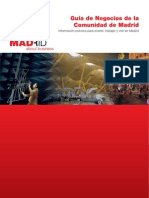 Guía de Negocios de la Comunidad de Madrid