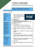 S&P - Noutati Legislative - 305