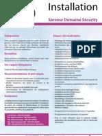 DeltaSysteme Perpignan Installation Serveur Domaine Securité