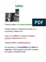 8 Natural Rubber
