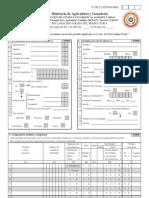 Formulario RENAF 170211