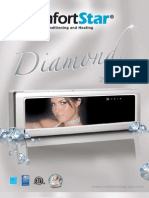 ComfortStar Diamond Series MiniSplit Systems Brochure