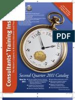 2011 CTI Catalog