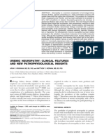 Uremic Neuropathy