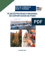 Plan Exportacion Puno