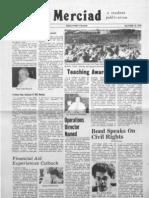 The Merciad, Oct. 12, 1979