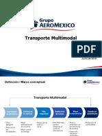 2. Ing. José Luis Barraza. Modernización de la Infraestructura Multimoda