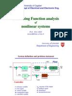 Describing Function Analysis