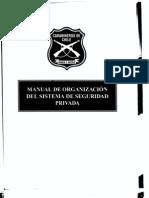 2manual de Organiazacion Del Sistema de Seguridad Privada