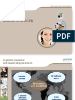 Accor Services-Edenred Company Profile