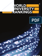 QS World University Rankings Top500