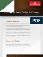 UBA05 - La Nueva Gestión de Personas 2011